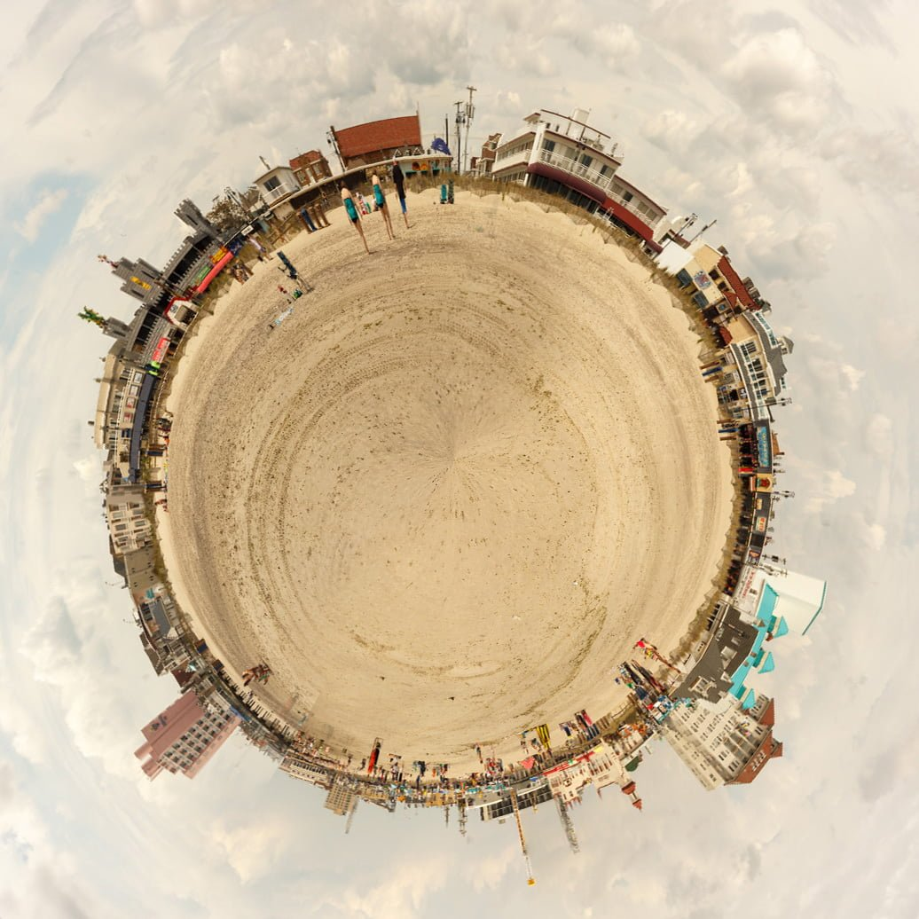 Boardwalk Planet