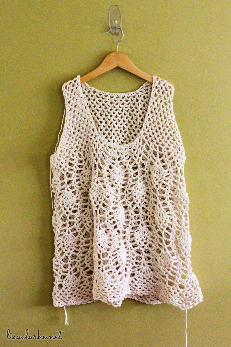 Light and Lacy Top