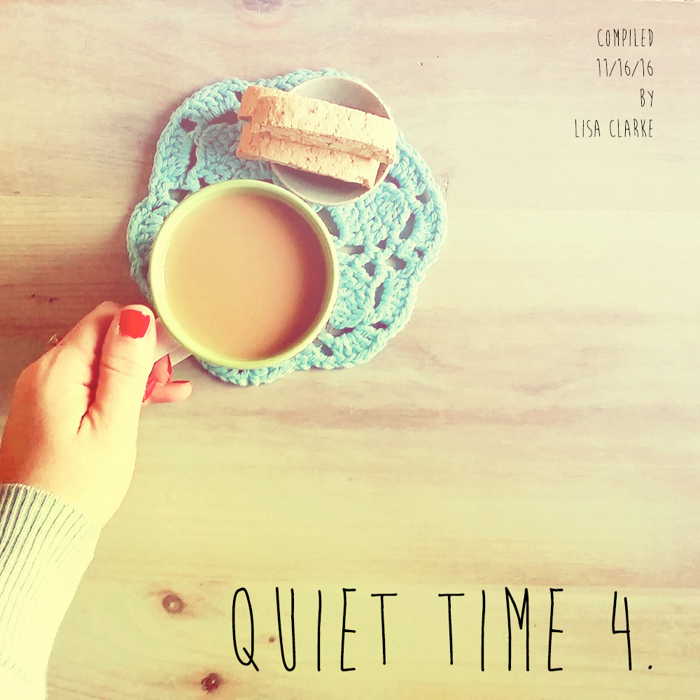 Quit Time 4, playlist by Lisa Clarke