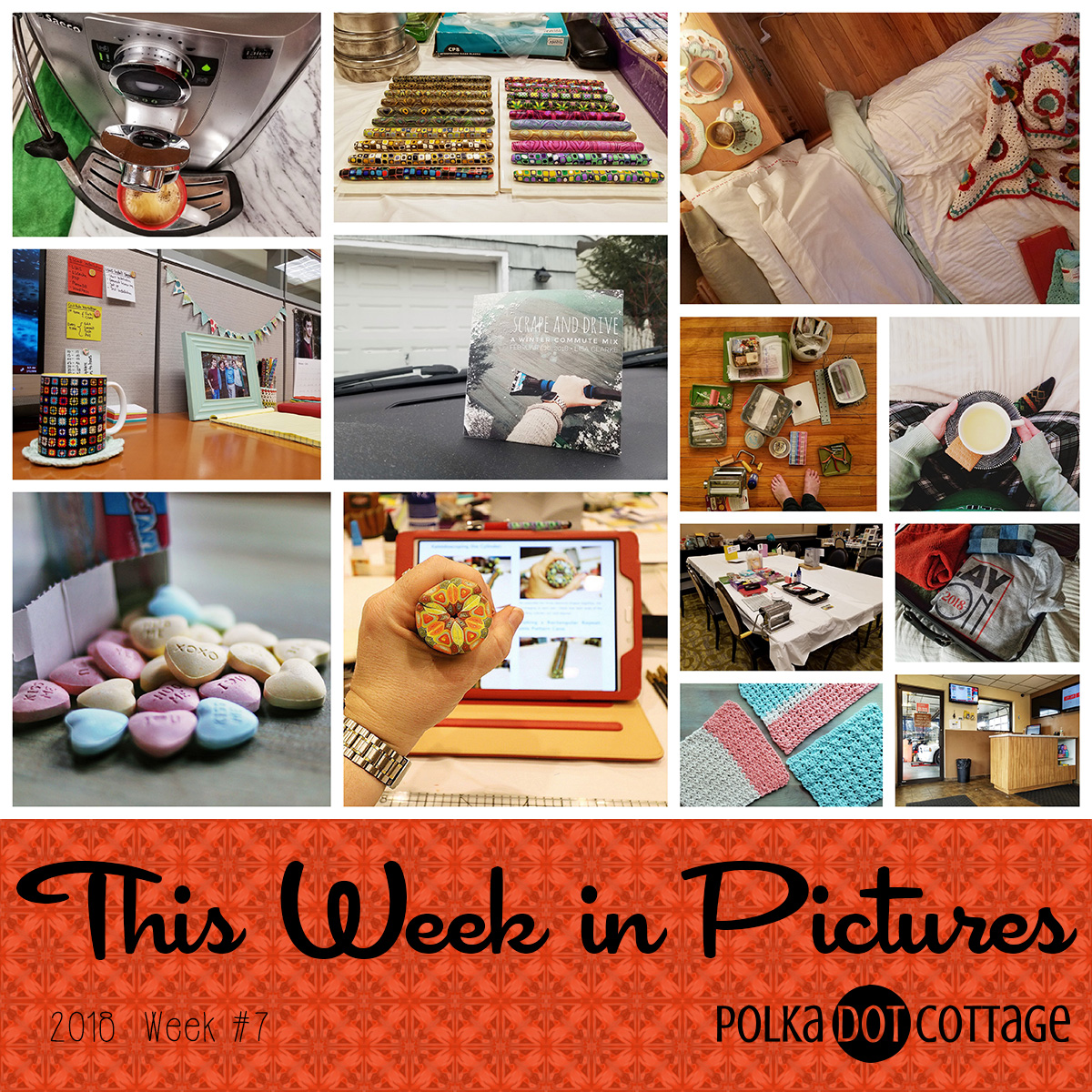 This Week in Pictures: Clayathon 2018, part 1